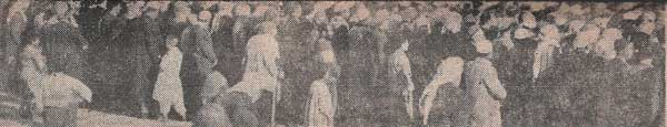 Said Nursi'nin bilinmeyen cenaze fotoğrafları 10