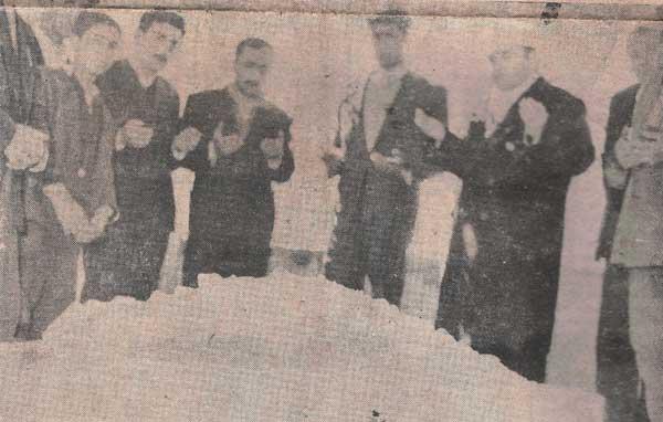 Said Nursi'nin bilinmeyen cenaze fotoğrafları 12