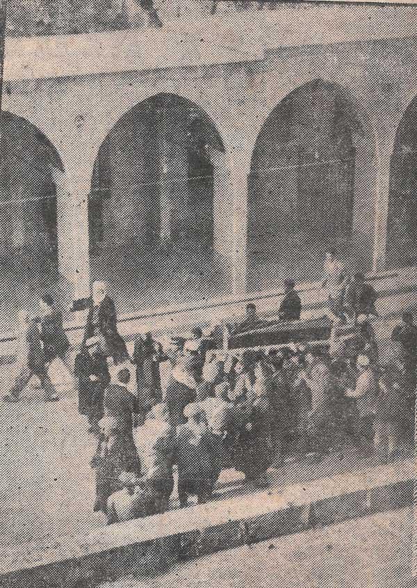 Said Nursi'nin bilinmeyen cenaze fotoğrafları 16