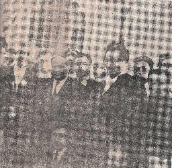 Said Nursi'nin bilinmeyen cenaze fotoğrafları 18