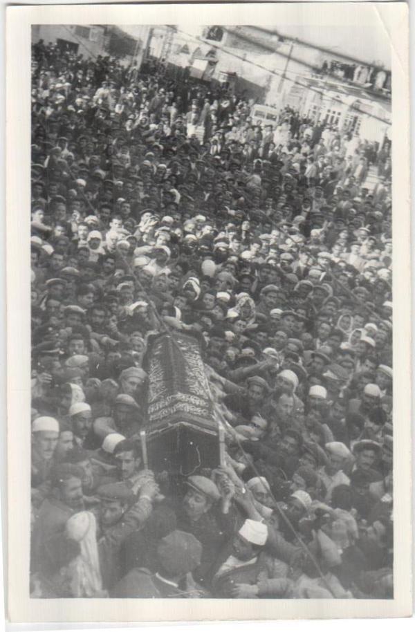 Said Nursi'nin bilinmeyen cenaze fotoğrafları 3