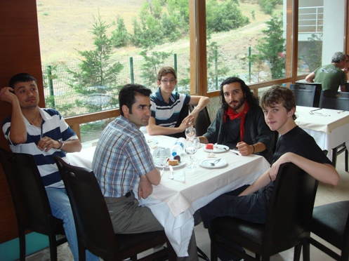 Merak Gençlik Kampından 13