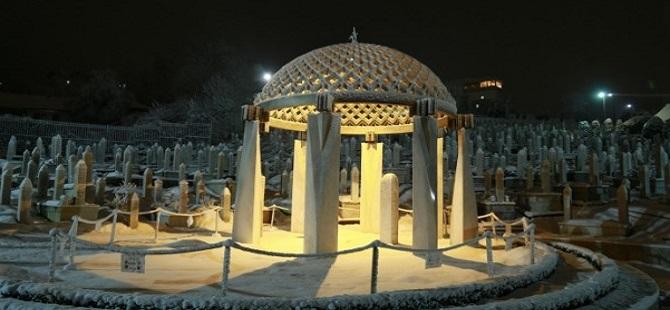 Bosna beyaza büründü 1