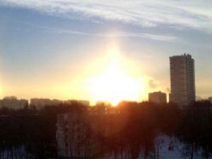 Bir sabah uyandılar güneş üç taneydi
