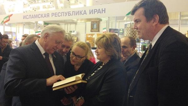 Belarus Başbakanı ile Kur'an ve Risale-i Nur sohbeti 1