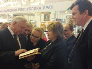 Belarus Başbakanı ile Kur'an ve Risale-i Nur sohbeti