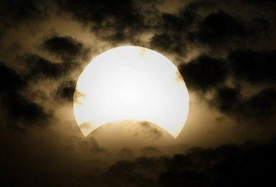 Adım adım güneş tutulması 3
