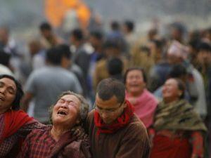 Nepal'deki deprem 20 atom bombası gücünde
