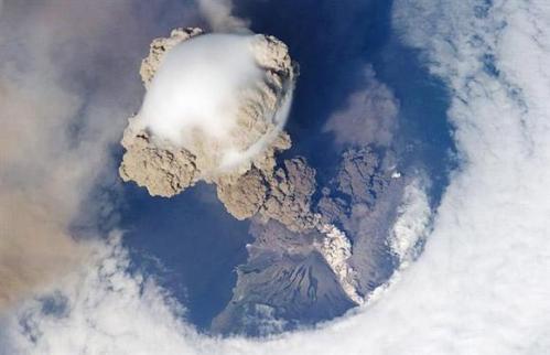 Dünya olayına uzay bakışı 1