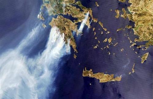 Dünya olayına uzay bakışı 12