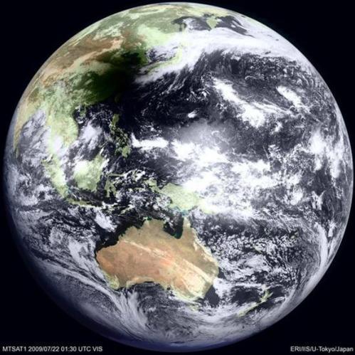 Dünya olayına uzay bakışı 2
