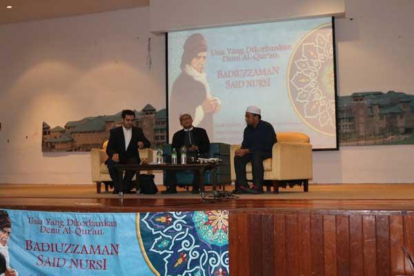 Kuala Lumpur'da Risale-i Nur Forumu 1