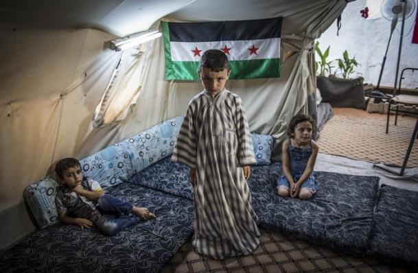 Suriye'nin ruhu yaralı çocukları 1