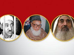 Öldürülen Müslüman liderler