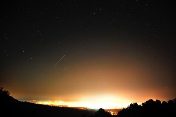 Meteor yağmuru 1