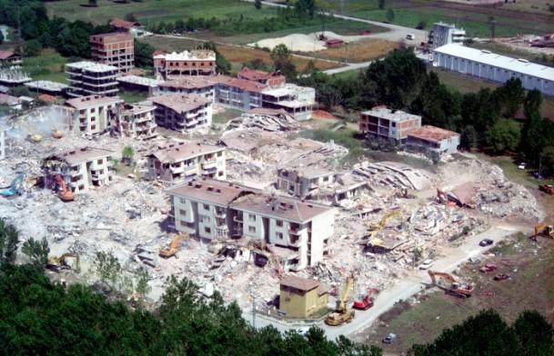 Marmara Depremi'nin 16. Yılı 1