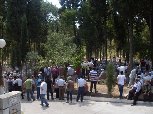Hasan Aktunç-Cenaze 1