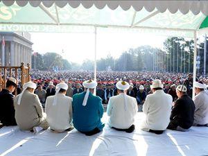 İslam alemi Kurban Bayramını böyle kutladı!