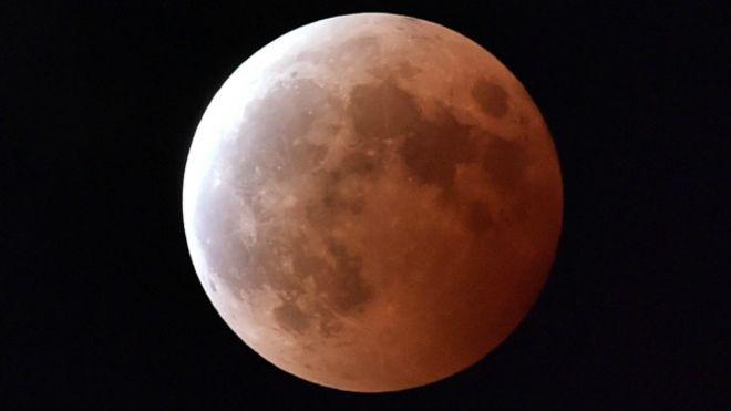 Süper Ay Tutulması Hakkında Önemli Bilgiler 1