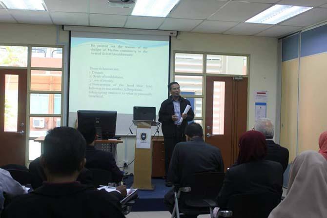 Güneydoğu Asya'da Risale-i Nur programlarından kareler 1