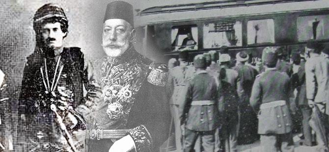 Said Nursi'nin Padişah Sultan Reşad ile Rumeli Seyahati 1