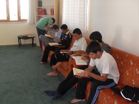 Hazar'da Okuma Programı 10