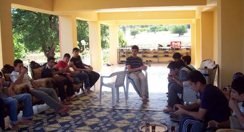 Hazar'da Okuma Programı 14