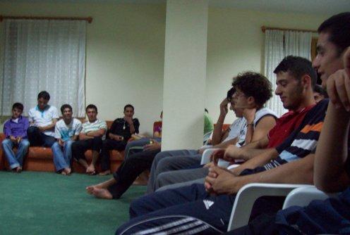 Hazar'da Okuma Programı 23
