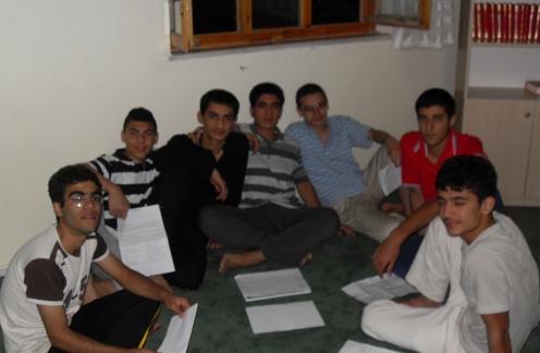 Hazar'da Okuma Programı 24