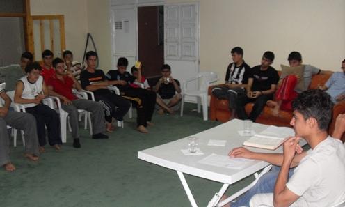 Hazar'da Okuma Programı 26