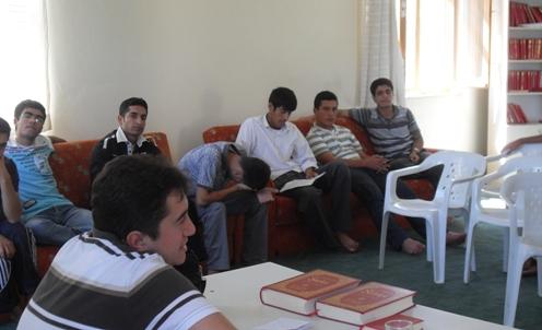 Hazar'da Okuma Programı 28