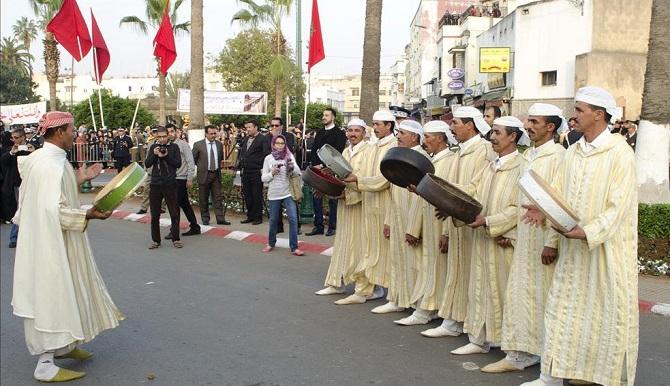 Fas'ta Mevlit Kandili kutlamaları 1