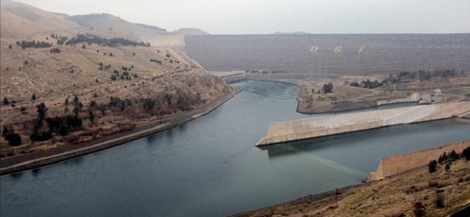 Türkiye'nin en büyük barajı doldu 1