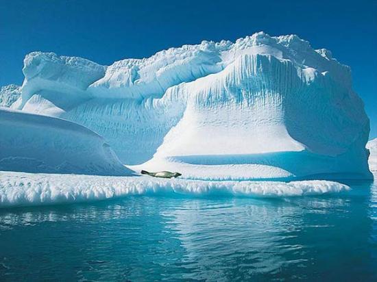 Buzullar Hızla Eriyor 6