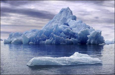 Buzullar Hızla Eriyor 7