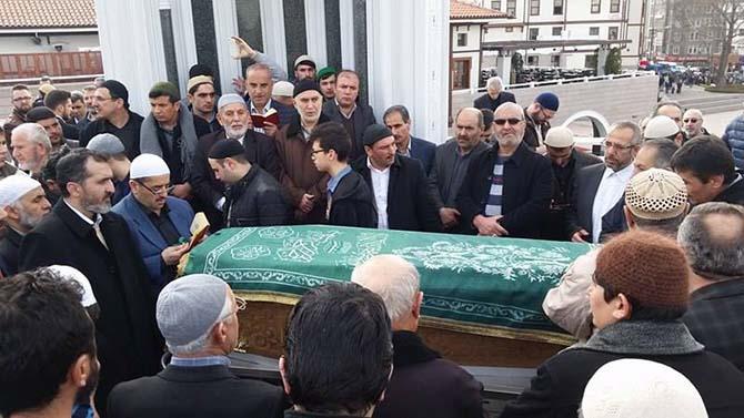 Said Özdemir Ağabeyin cenazesinden 1