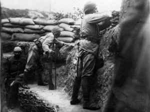 İşte Çanakkale Savaşı'nın bilinmeyen fotoğrafları