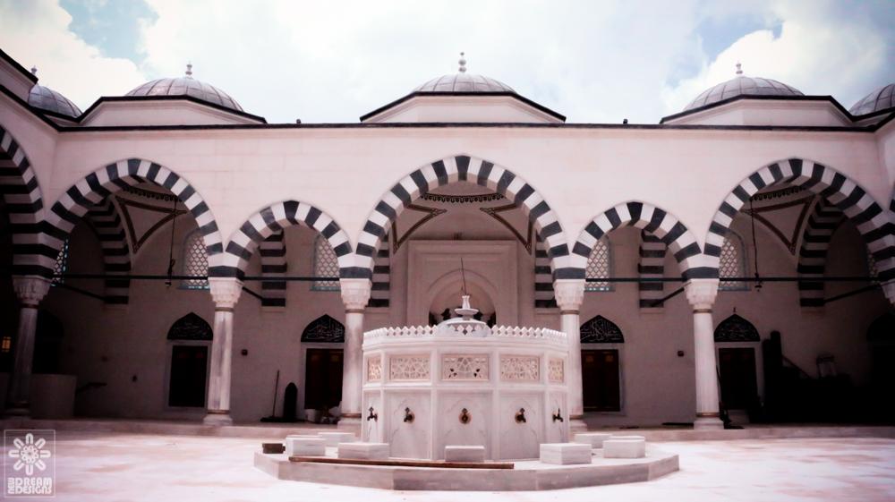 İşte Amerika'daki Diyanet Camii'nin Resimleri 1
