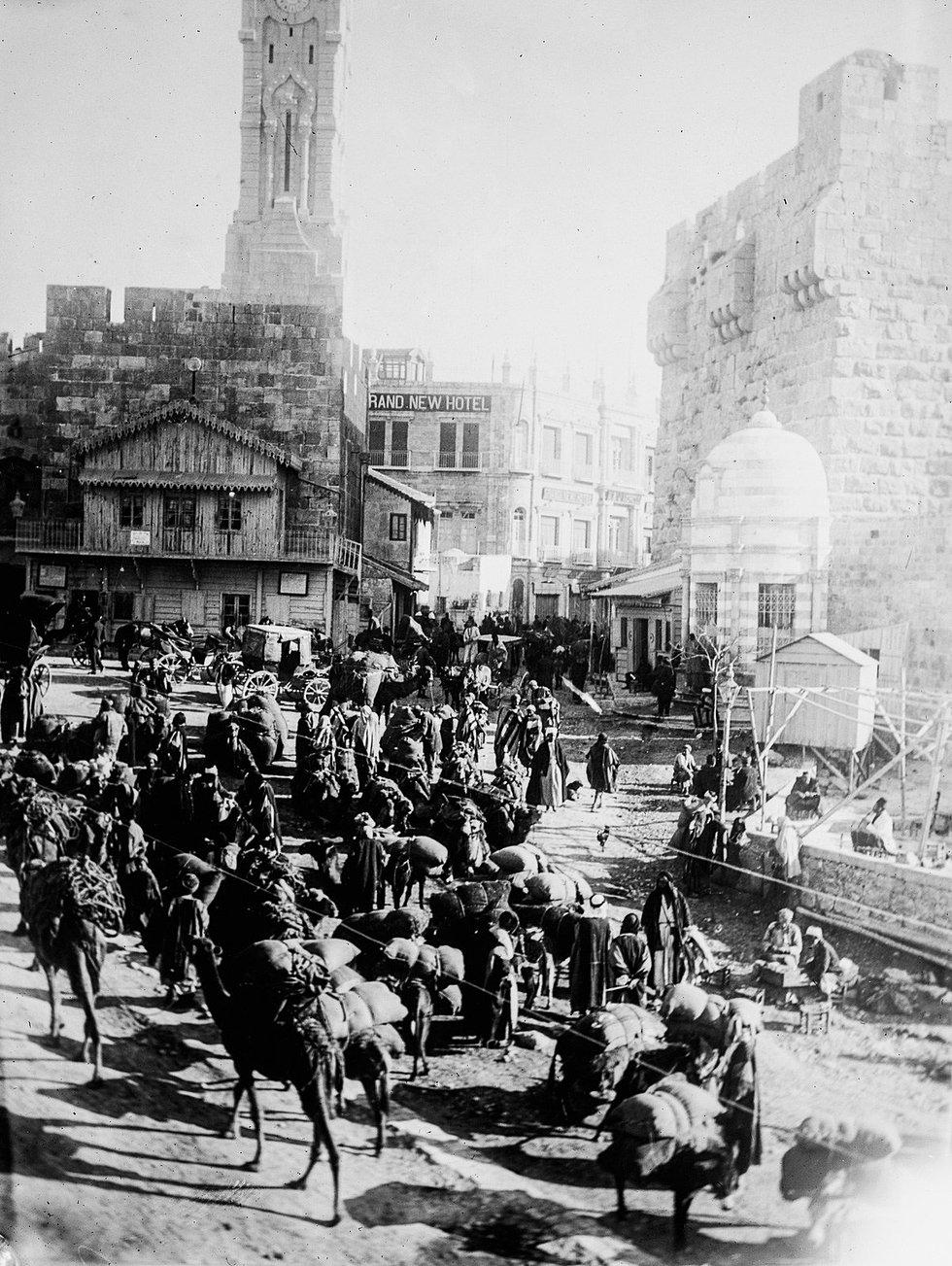 20 Fotoğraf ile bir Osmanlı Toprağı olan Kudüs 7