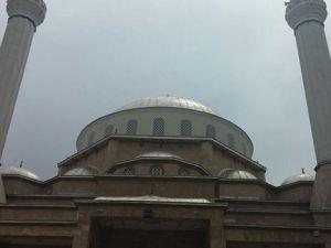 Mersin Üniversitesi'nde cami sevinci