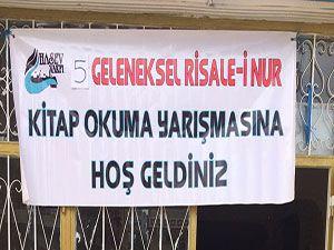 Diyarbakır'da Risale-i Nur yarışmasına yoğun ilgi