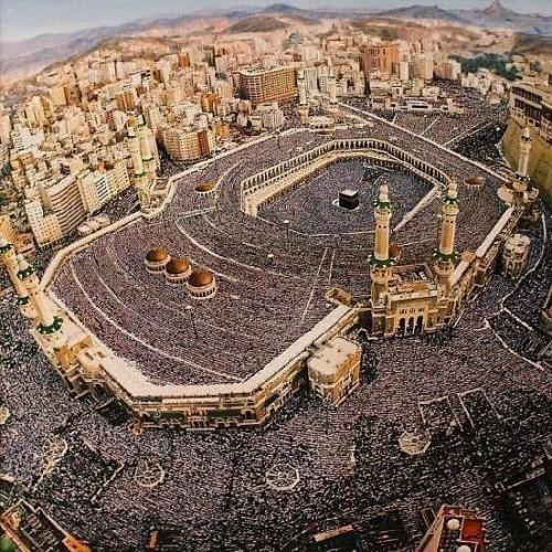 Dünya'nın En Güzel Camii'leri 1