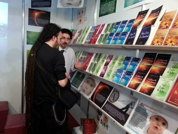 Risale-i Nur Arjantin Buenos Aires kitap fuarında 31