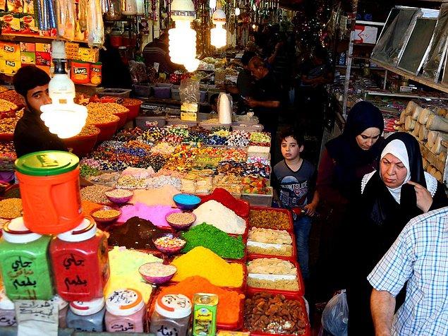 Dünya'dan Ramazan Manzaraları 25
