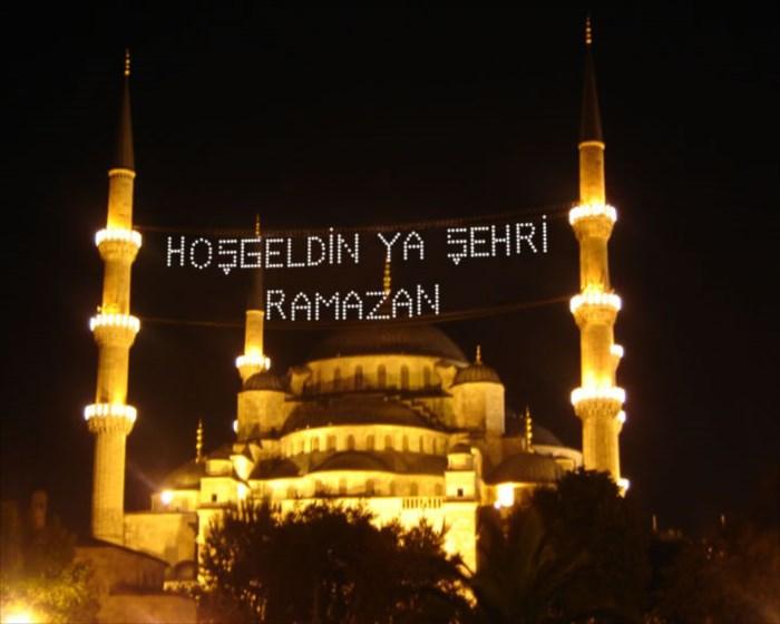 Ramazanın huzurunu yaşayabileceğiniz 6 tarihi cami 1