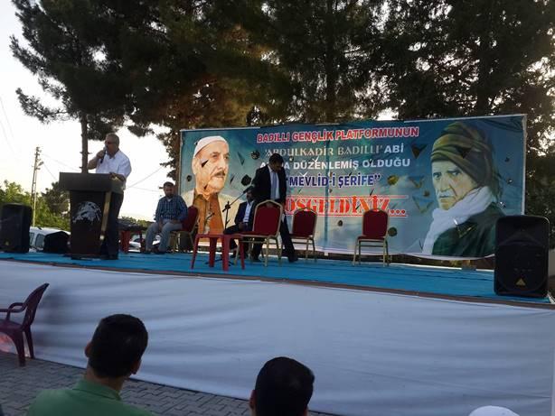 Aşiret, Said Nursi'nin talebesi Abdülkadir Badıllı için toplandı 1