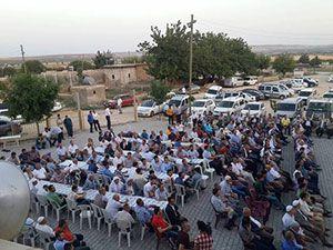 Aşiret, Said Nursi'nin talebesi Abdülkadir Badıllı için toplandı