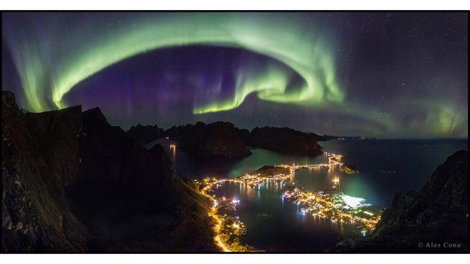Fotoğraflarla Gece'nin yaratılışındaki güzellik 1