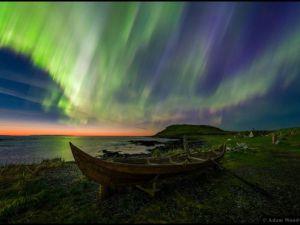Fotoğraflarla Gece'nin yaratılışındaki güzellik
