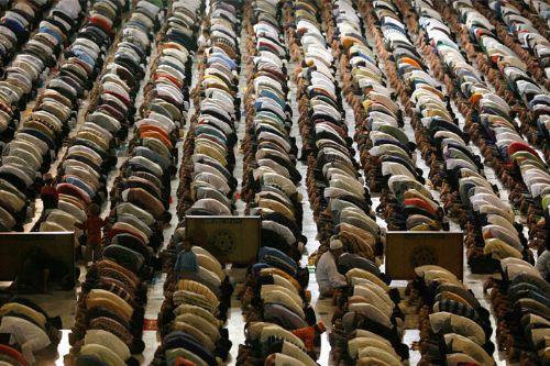 Dünyada Ramazan 29